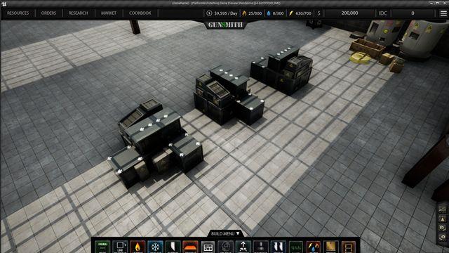 Gunsmith screenshot
