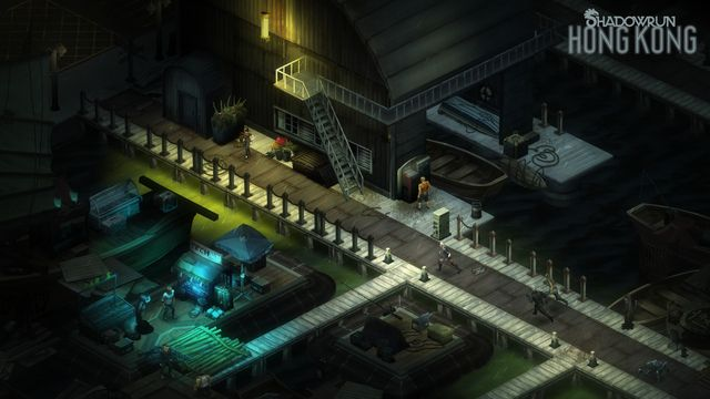 Shadowrun: Hong Kong - Extended Edition screenshot