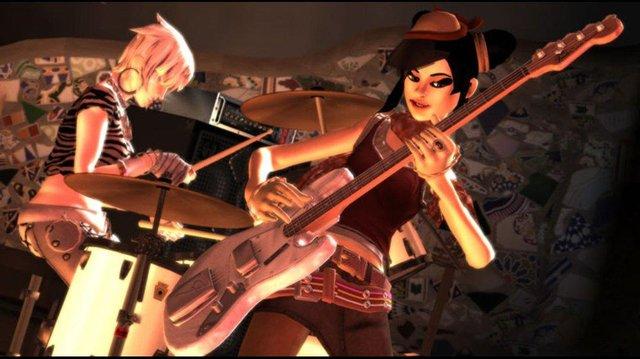 Rock Band Classic Rock screenshot