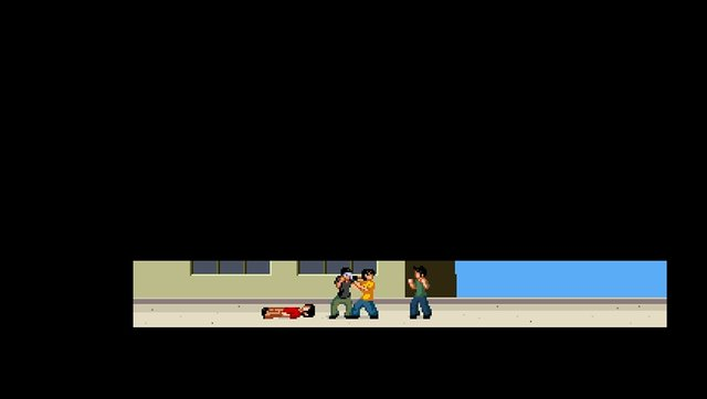 The Way of the Pixelated Fist screenshot