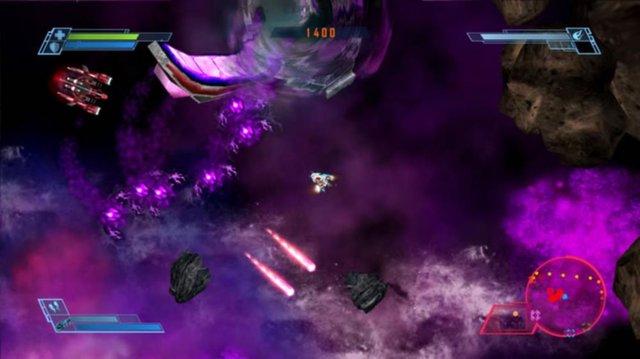 Shred Nebula screenshot