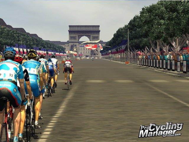 Pro Cycling Manager Season 2009 screenshot
