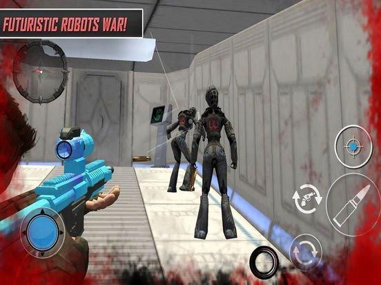 Space Ship Future Combat screenshot