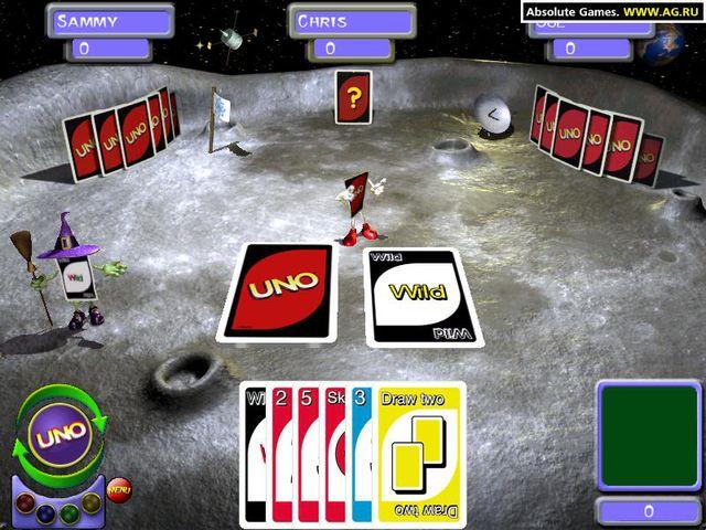 UNO (2000) screenshot