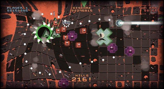Pan-Dimensional Conga Combat screenshot