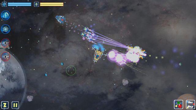 Star Nomad screenshot