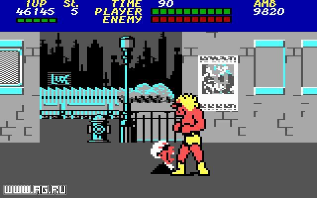 Bad Street Brawler screenshot