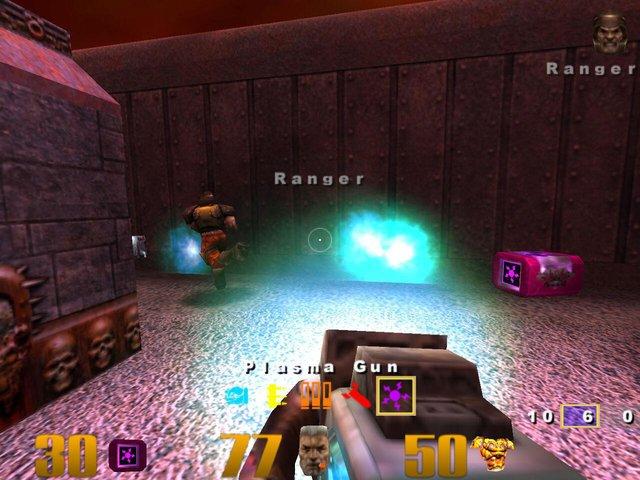 Quake III: Gold screenshot