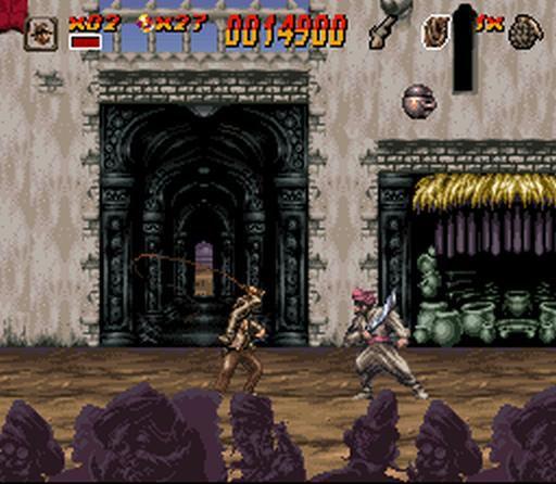 Indiana Jones' Greatest Adventures (1994) screenshot