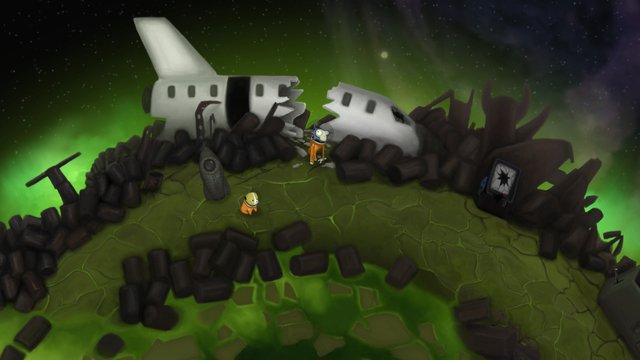 Tales of Cosmos screenshot