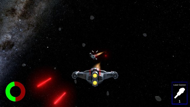 Space Fighters screenshot