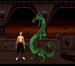 Mortal Kombat 2 screenshot