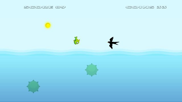 Nimble Fish screenshot