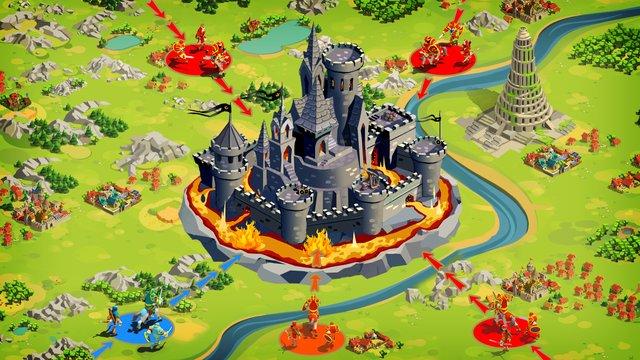 Game of Emperors screenshot