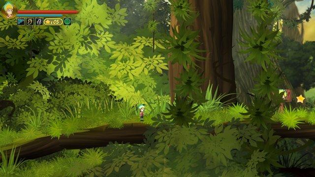 Charlie's Adventure screenshot