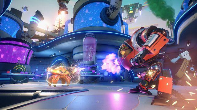 Plants vs. Zombies Garden Warfare 2 - Frosty screenshot