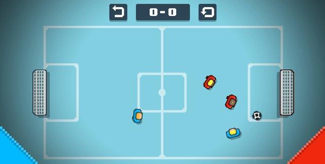 Socxel | Pixel Soccer screenshot