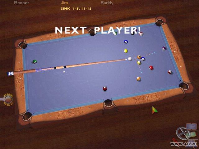 Maximum Pool screenshot