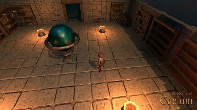 The Stories of Caelum screenshot