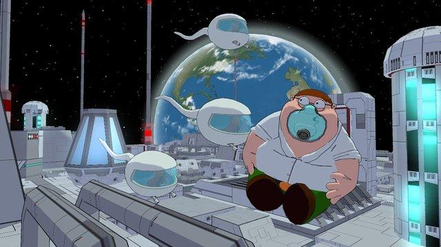 Family Guy: BTTM screenshot