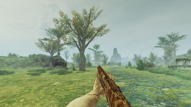 Shadows of Kurgansk screenshot