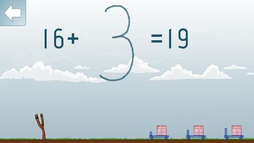 Addition Math Game screenshot