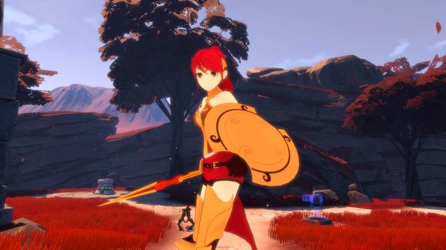 RWBY: Grimm Eclipse screenshot