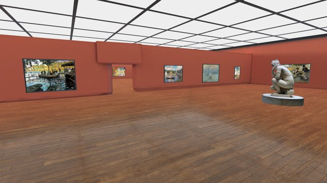 Mocove Arts VR screenshot