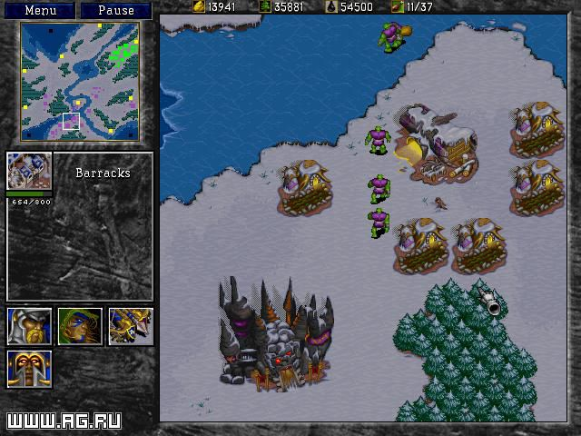 Warcraft 2: Battle.net Edition screenshot