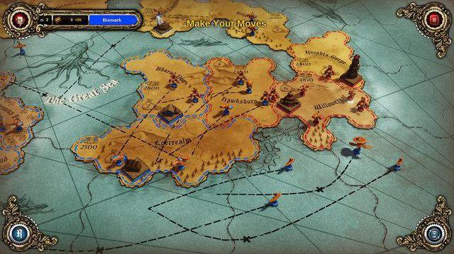 Divinity: Dragon Commander screenshot