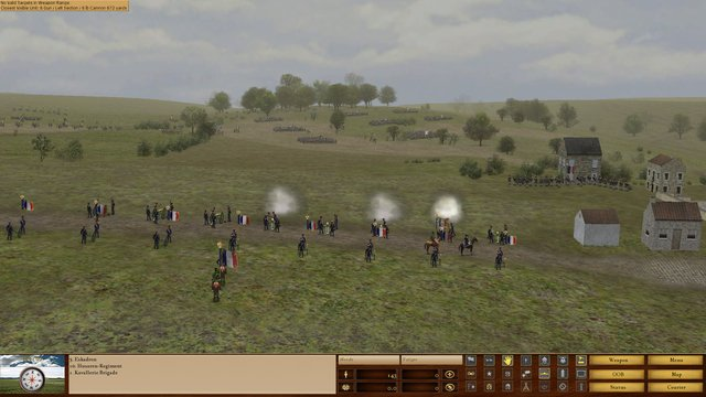 Scourge of War: Waterloo screenshot