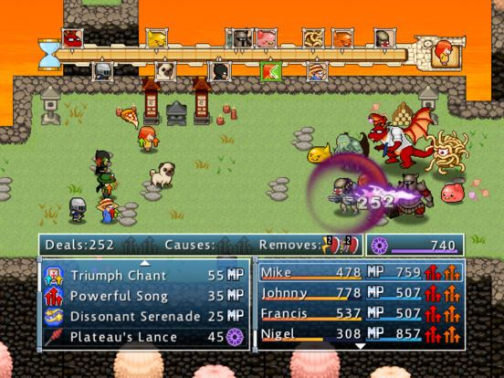 Doom & Destiny Advanced screenshot