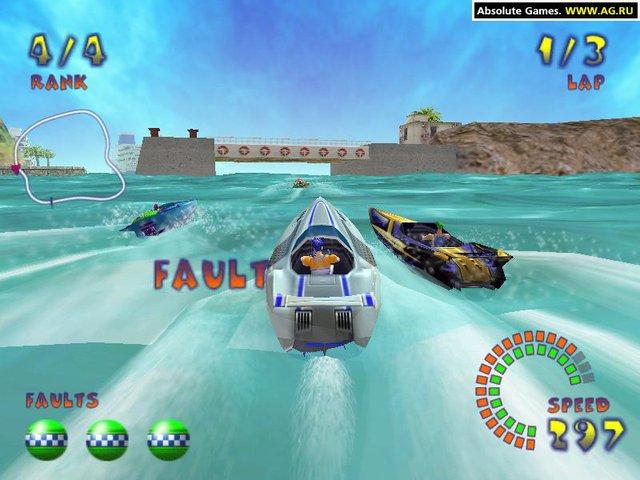 Jetboat Superchamps 2 screenshot