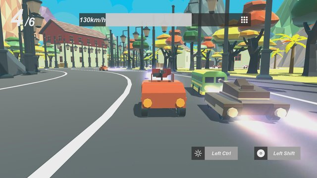 CrazyCar screenshot