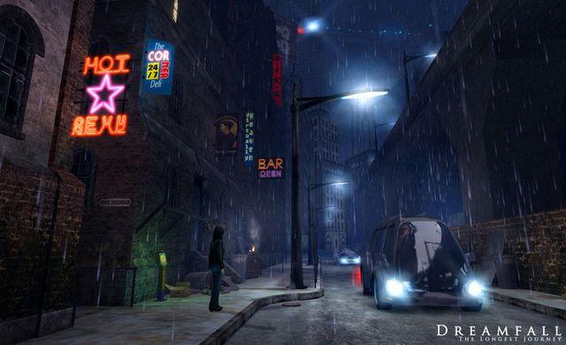 Dreamfall: The Longest Journey screenshot №9 preview