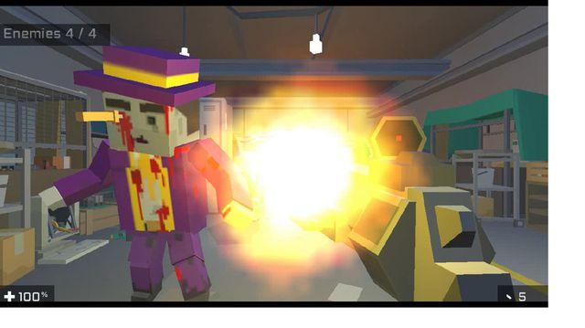 Square Head Zombies - FPS Game screenshot