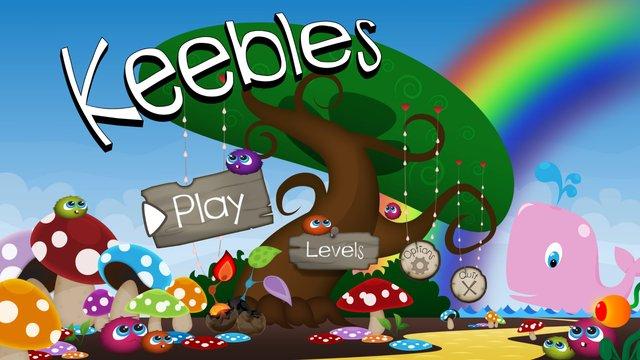 Keebles screenshot
