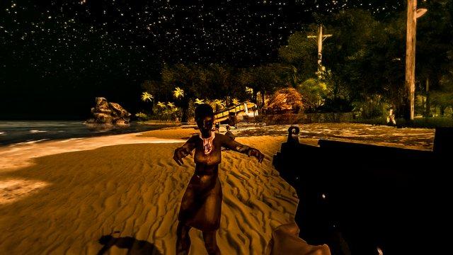 Girl Amazon Survival screenshot