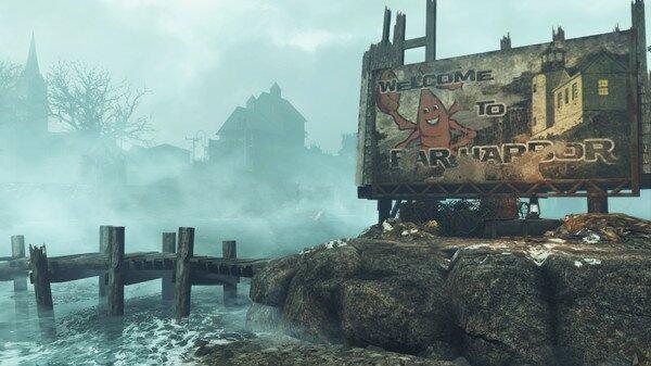 Fallout 4 Far Harbor screenshot