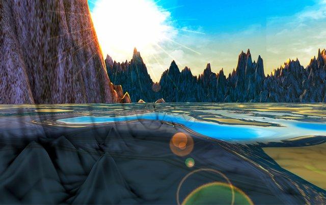 NatureFly screenshot