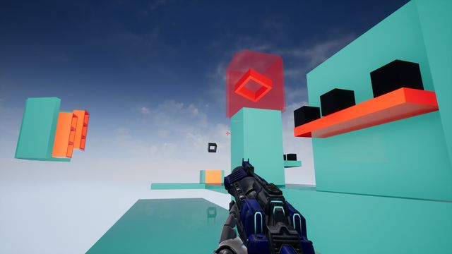 FPS - Fun Puzzle Shooter screenshot
