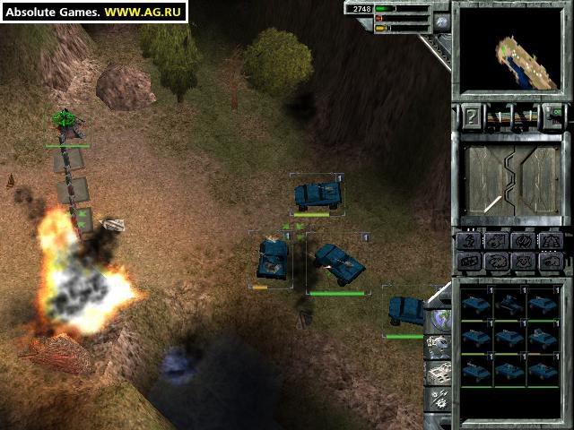Вторжение: Выжженная земля screenshot