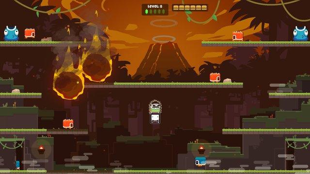 Pixel Beef Battle screenshot