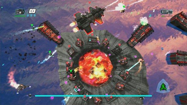 NOVASTRIKE screenshot