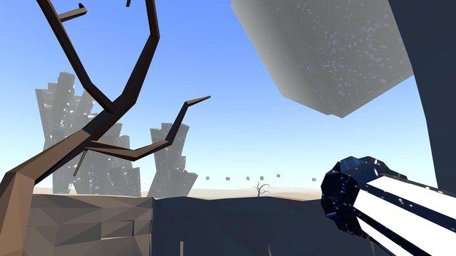Deserted Crystals screenshot