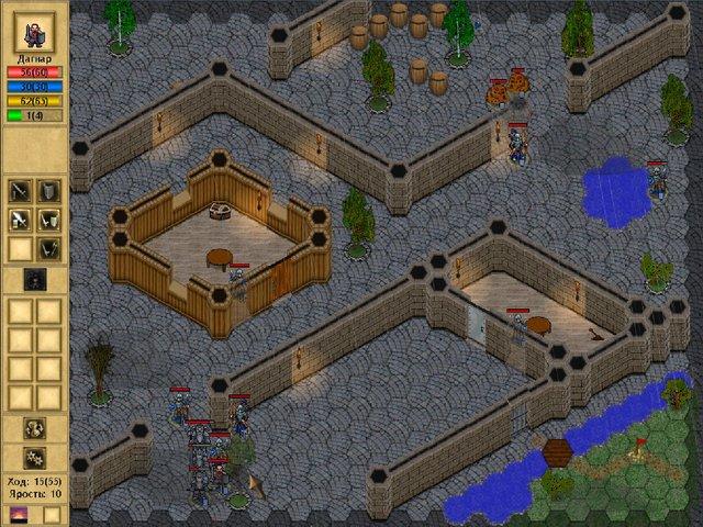 Golden Swords screenshot