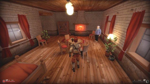 Divinia Chronicles: Relics of Gan-Ti screenshot