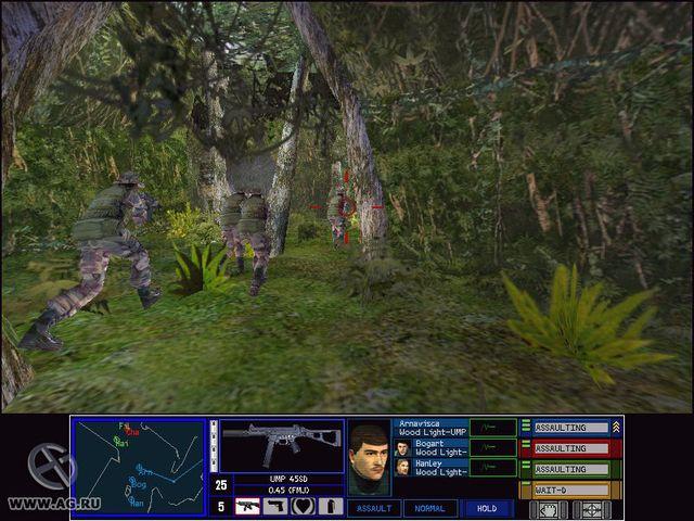Tom Clancy's Rainbow Six: Covert Operations Essentials screenshot