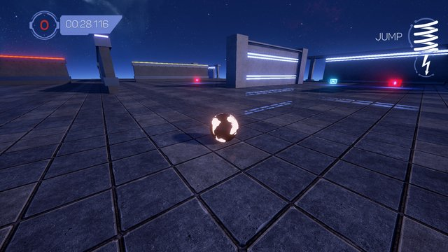 Sphere Complex screenshot