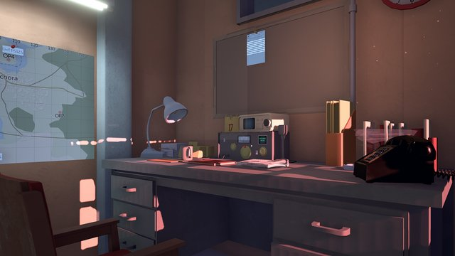 Come In, Over - Demo screenshot